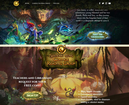 Sunborn Rising Home Page2