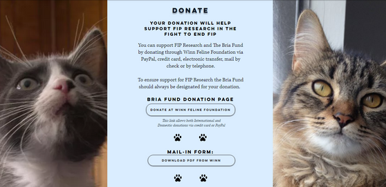 Bria Fund Donate