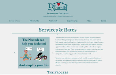 The Neatnik Services - slideshow