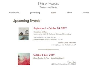 Haynes Events