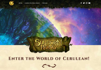 Sunborn Rising Home Page