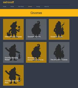 Safronoff Gnomes