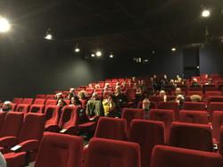 Un public attentif mais peu nombreux ;-(