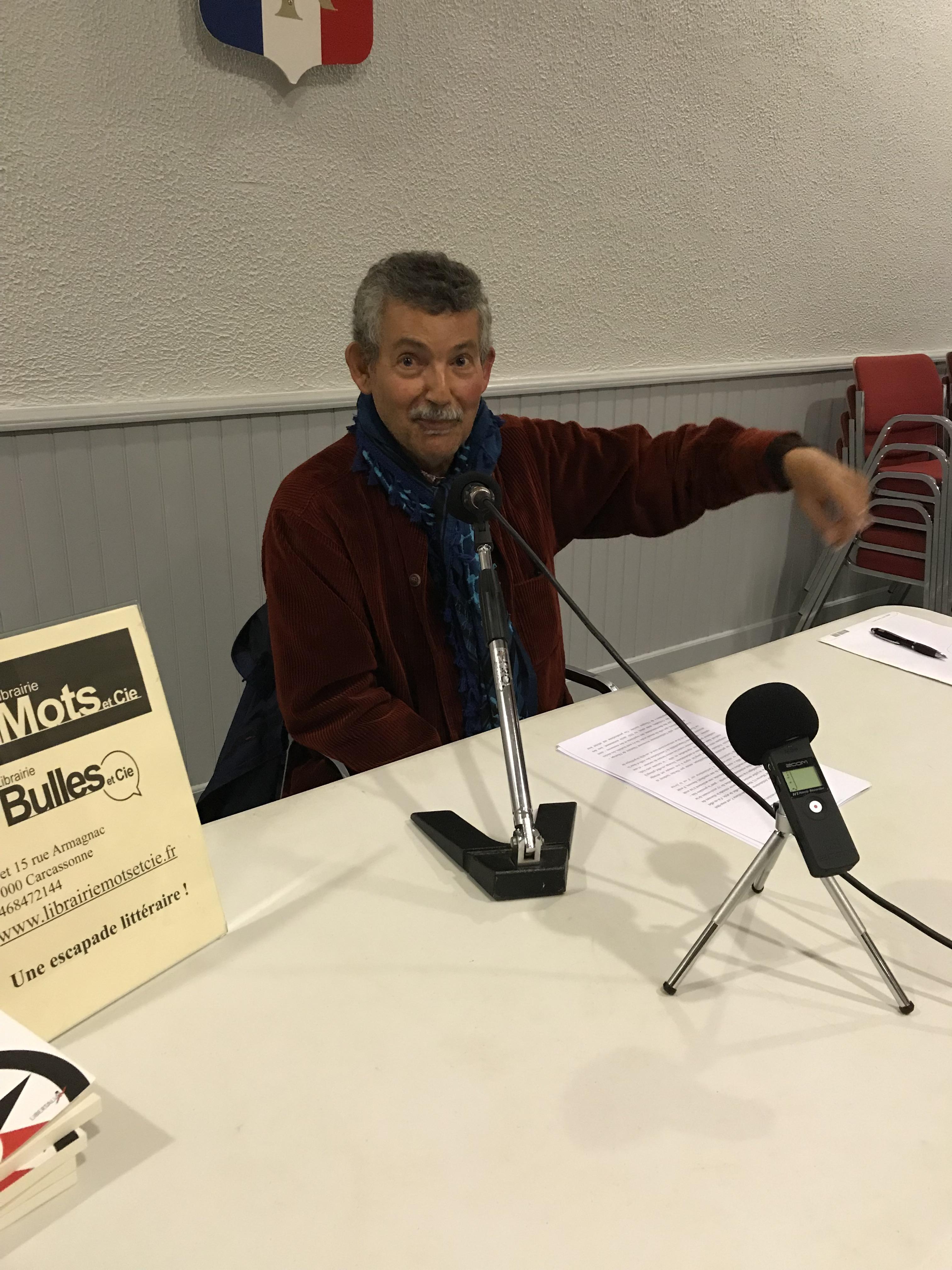 Conférence Dominique Vidal