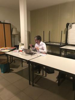 Conférence David Cayla (Pennautier)
