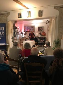Conférence Mathilde Harel