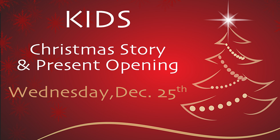 Kids Christmas Story