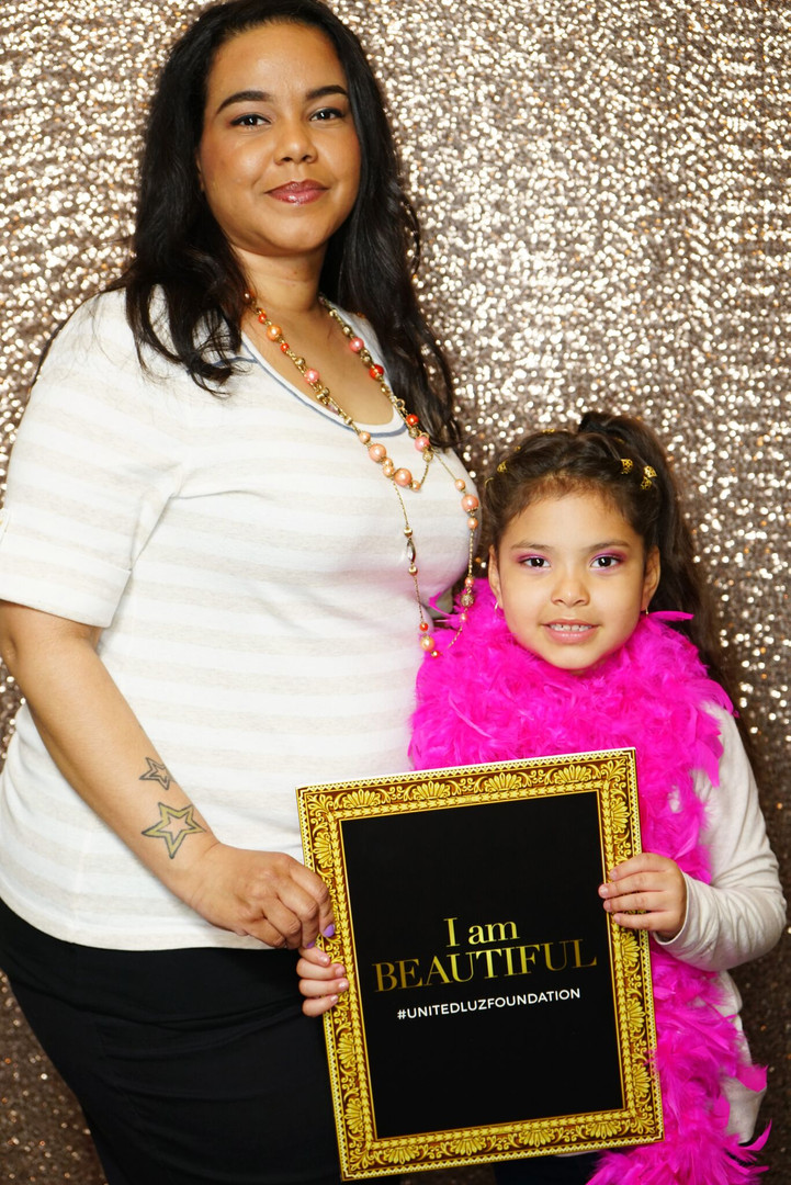 PAMPER ME PRETTY MOMMY & ME PHOTOSHOOT (