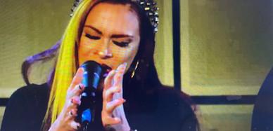 "Sky Heavens performs ""Stan"" with Rap God Eminem on BBC Radio 1"
