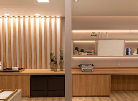 Projeto luminotécnico na arquitetura comercial
