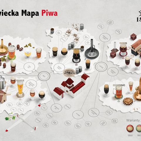 Mapa Piwa