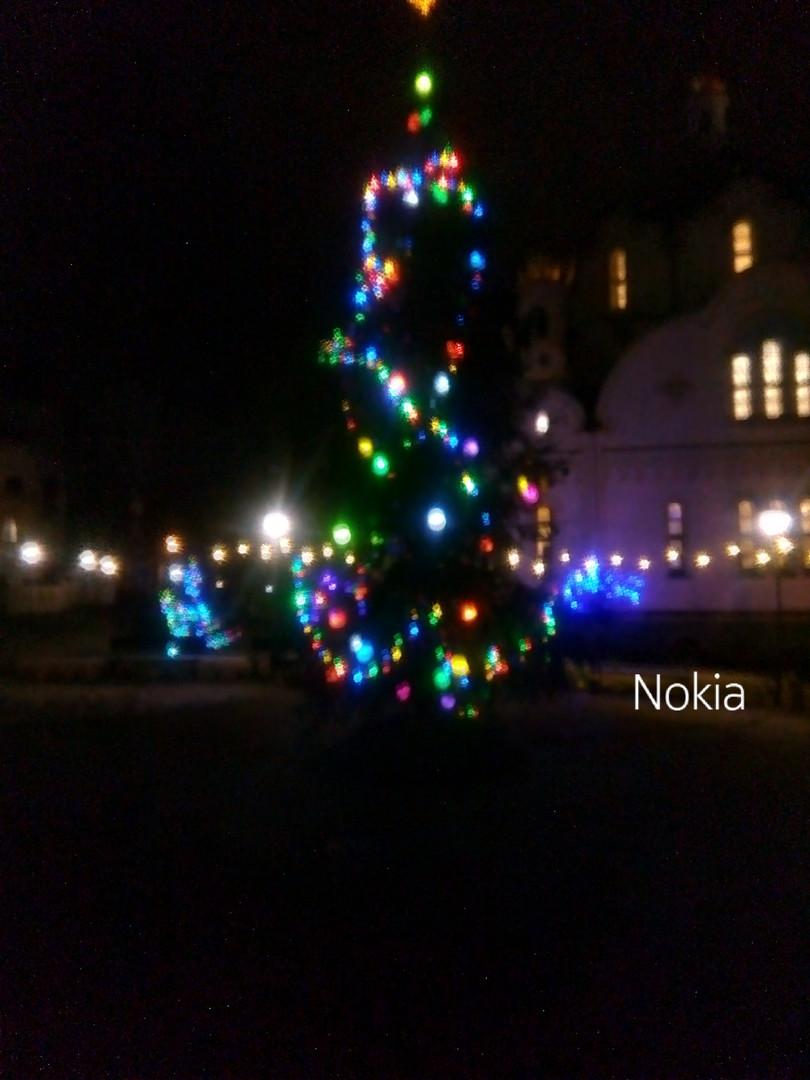 Christmas at St. Elisabeth's Convent, Minsk