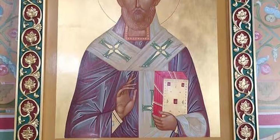 Moleben and Akathist to St. Nicholas (Livestream)
