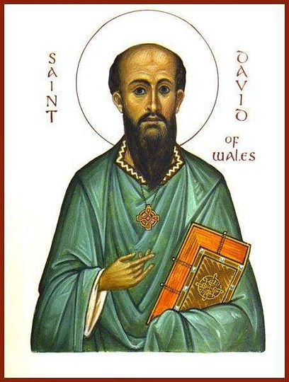 st-david-of-wales-icons-orthodox-christi
