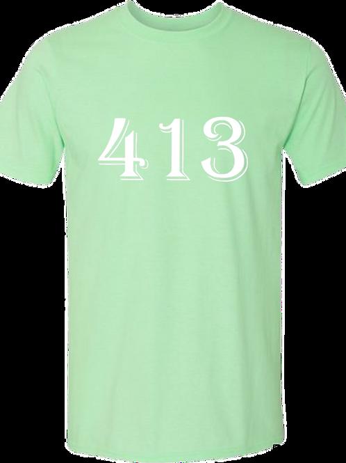 413 Classic Tee