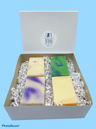 Life is Better in the Berks Soap Gift Box