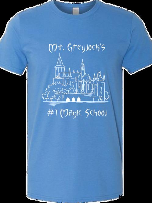 Mt. Greylock's #1 Magic School Tee