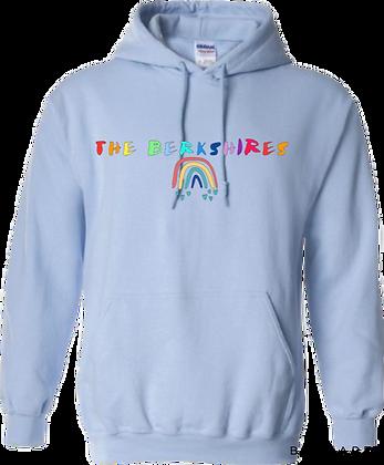 The Berkshires Rainbow Hoodie