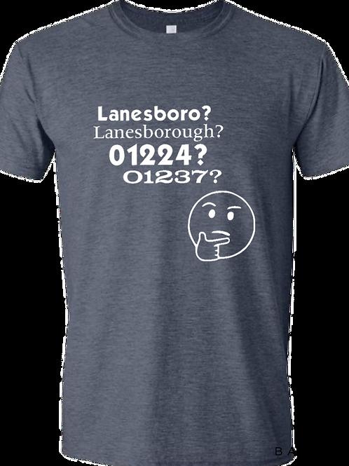 Lanesborough Funny Tee