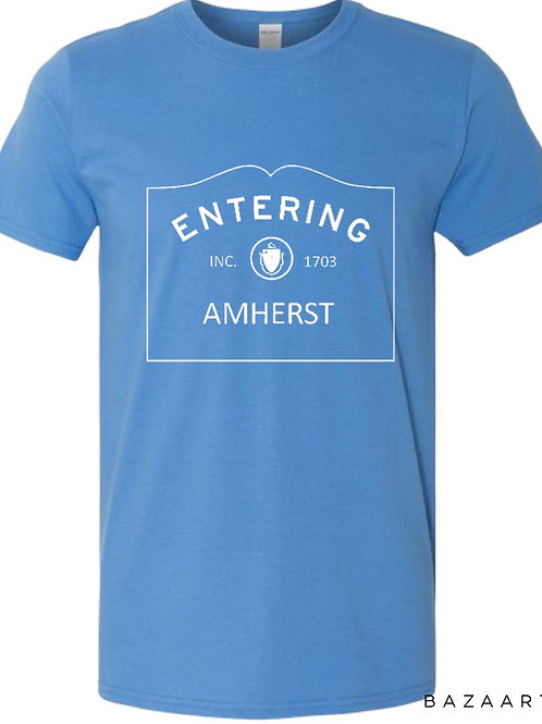 Entering (Choose Any Pioneer Valley City/Town) Tee