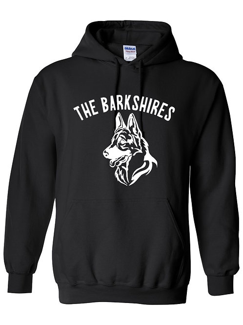 The Barkshires German Shepard Hoodie