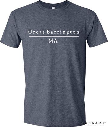 Choose Any Berkshire County City/Town Tee