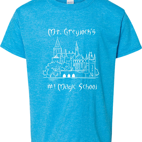 Youth Greylock's #1 Magic School Tee