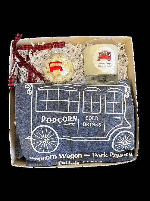 Popcorn Wagon Gift Pack