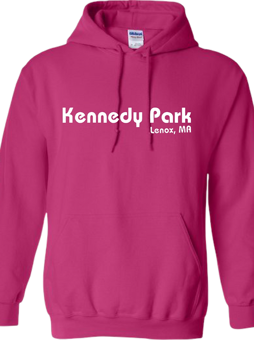 Kennedy Park Lenox MA Hoodie