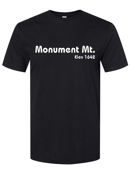 Monument Mt. Elev 1642 Tee