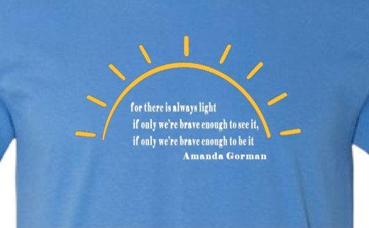 Be The Light-Inauguration Tee