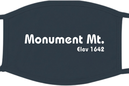 Monument Mt. Elev 1642 Mask