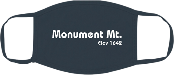 Monument Mt. Elev 1642 Mask