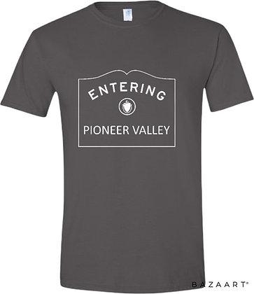 """""""Entering Pioneer Valley """" Tee"""