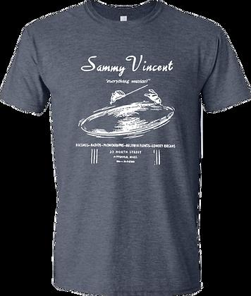 Sammy Vincent Throwback Tee