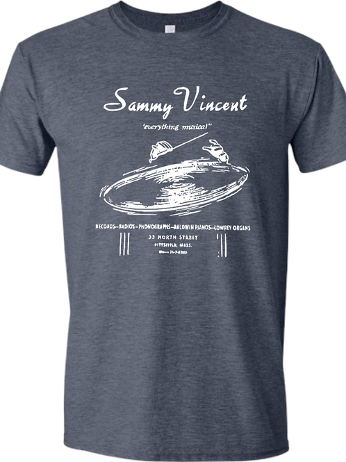 Sammy Vincent Throwback Tee