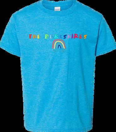 The Berkshires Rainbow Youth Tee