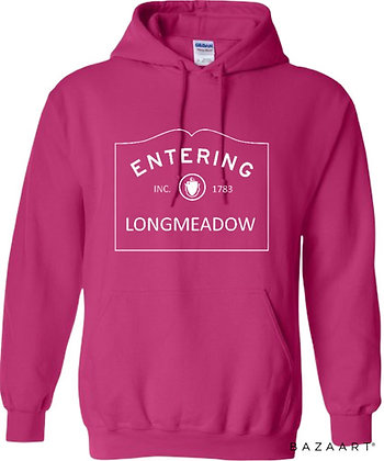 Entering (Choose Any Pioneer Valley City/Town) Hoodie