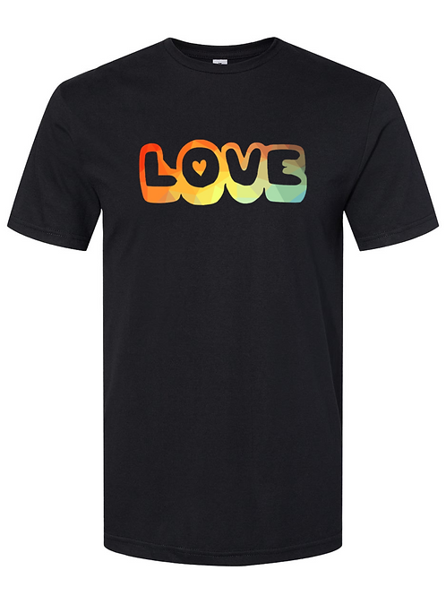 Love Special Edition Rainbow Tee