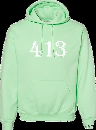 413 Classic Hoodie