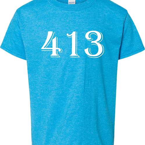 413 Classic Youth Tee