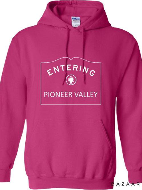 """""""Entering Pioneer Valley"""" Hoodie"""
