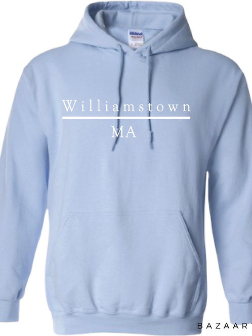 Choose Any Berkshire County City/Town Hoodie