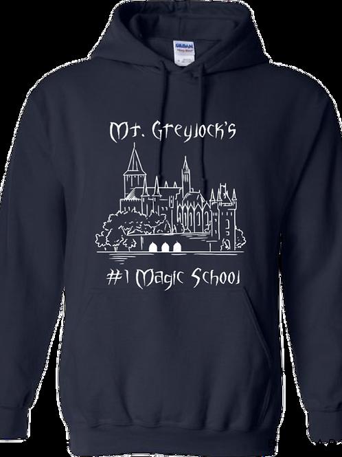 Mt. Greylock's #1 Magic School Hoodie