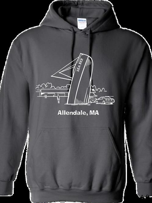 Allendale Boat Hoodie