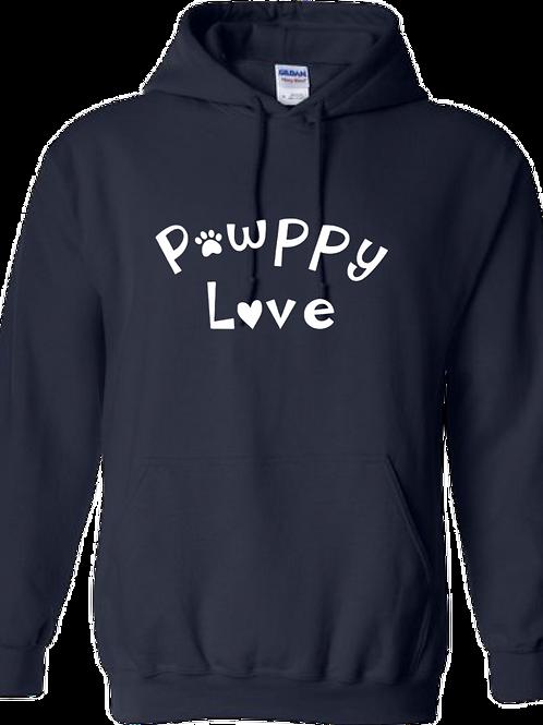 Pawppy Love Hoodie