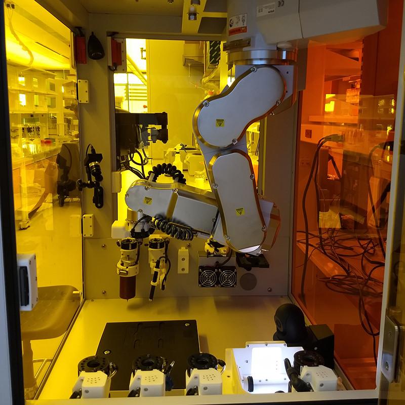 BioAssemblyBot bioprinter, bioprinting