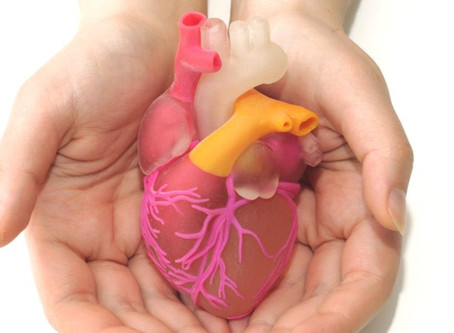 The Future of 3D Bioprinting in Precision Health