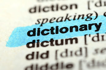 bigstock-Dictionary-Word-Close-Up-219192