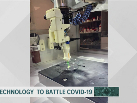 VA Using BioAssemblyBot to Fight COVID-19